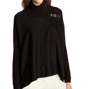 Calvin Klein Poncho With Buckle
